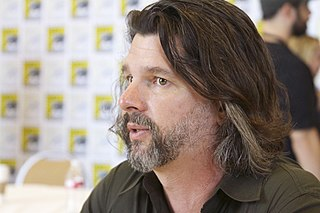 Ronald D. Moore Screenwriter and television producer