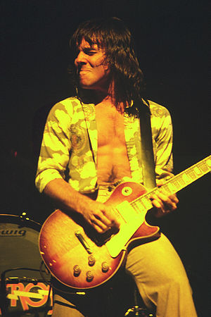 Ronnie Montrose - Montrose in 1974