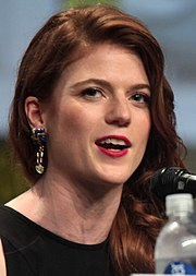 Rose Leslie 2014 Comic Con 2 (cropped).jpg
