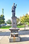 Roseburg, Oregon - Hebe Fountain 01.jpg