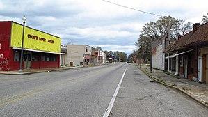 Rosedale, Mississippi - Main Street