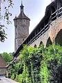 Rothenburg ob der Tauber-(Klingenturm-1-Blick vom Klingenschütt)-damir-zg.jpg