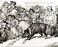 Rowlandson, The Wonderful Pig, 1785 cropped.JPG