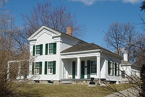National Register of Historic Places listings in Oakland County, Michigan - Image: Royal Aldrich House 1