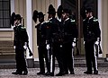Royal Guards at the Royal Palace, Oslo - Norway 2016-03-12 (26398644991).jpg