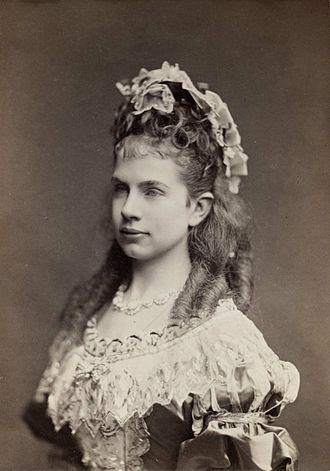Archduchess Gisela of Austria - Image: Rudolf Krziwanek Gisela, Ezherzogin von Österreich 02 (2)