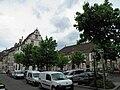 Rue du Conseil-Souverain, place du Marché-aux-Fruits, maison Kern, ancien palais du Conseil souverain d'Alsace (Colmar).jpg