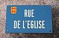 Rue du village de Villelongue (Hautes-Pyrénées) 2.jpg