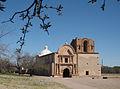 Ruins of the Franciscan church at Mission San José de Tumacácori (6127857290).jpg