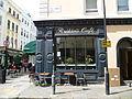 Ruskin's Cafe, Little Russell Street.JPG
