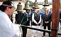 Russian President Vladimir Putin and Indian Prime Minister Narendra Modi visited the My Russia cultural and ethnographic centre in Krasnaya Polyana (6).jpg