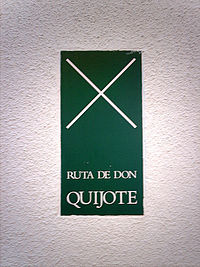 Ruta de don Quijote - Wikipedia, la enciclopedia libre
