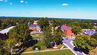St. Augustines University (North Carolina) United States historic place
