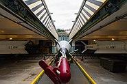 SF-88 Nike Hercules Missile Site (13)- Missiles in underground storage (7406077636)