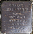 SG Stolperstein - Melanchtonstraße 33 - Alex Uesseler DSC 6875.jpg