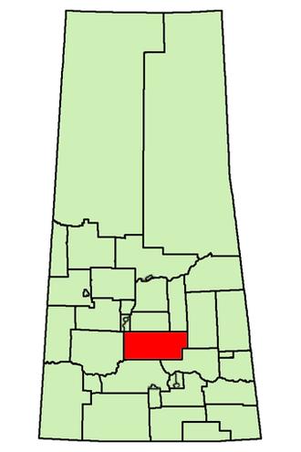 Arm River-Watrous - Image: SK Electoral District Arm River Watrous