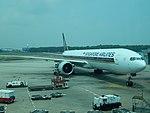 SQ 777-300 9V-SWB at SIN (16238456404).jpg