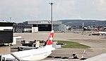SR Technics hangar at Zurich International Airport.jpg