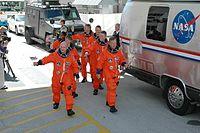 STS-121 Walkout-4-7-6
