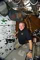 STS-134 Gregory H. Johnson on Endeavour's middeck.jpg