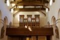 Saalfelden Stadtkirche Empore u Orgel.png