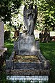 Sadleir grave 1949 City of London Cemetery darker warmer.jpg