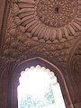 Safdarjung Tomb - Stucco Work.JPG