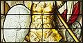 Saint-Chapelle de Vincennes - Baie 1 - Trophée d'armes (détail) (bgw17 0804).jpg