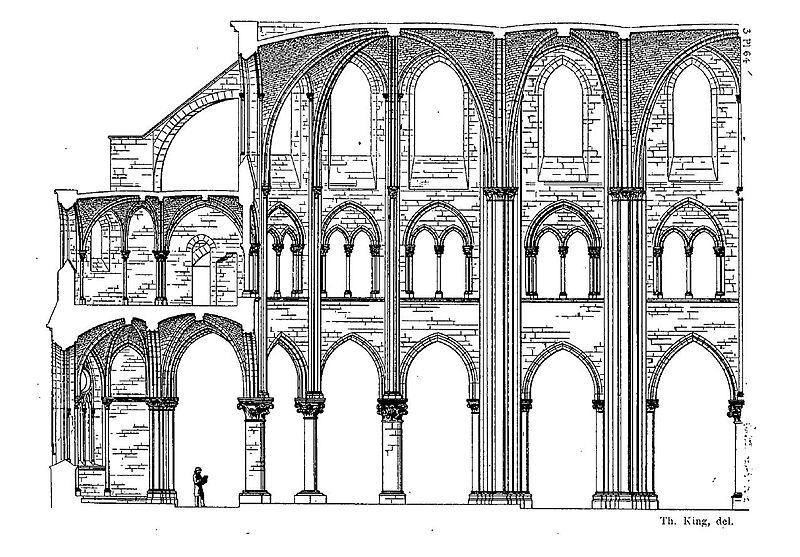 fichier saint leu d 39 esserent 60 glise prieurale coupe de l 39 abside et du ch wikip dia. Black Bedroom Furniture Sets. Home Design Ideas