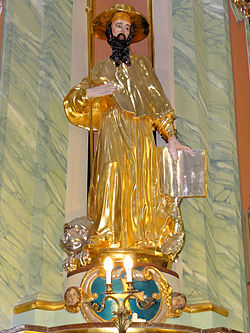 Saint Anne church in Lubartów - Interior - 04.jpg