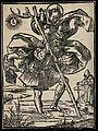 Saint Christopher. Woodcut. Wellcome V0031880.jpg