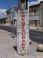 Sainte-Croix-du-Mont D10 Réclame Restaurant.jpg