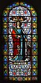 Saintes Eglise Saint Eutrope-Church window01.jpg
