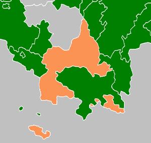 Saxe-Hildburghausen - Image: Saksen Hildburghausen 1820Kaal