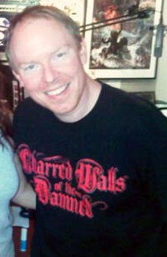 Richard Christy - Christy in August 2010.
