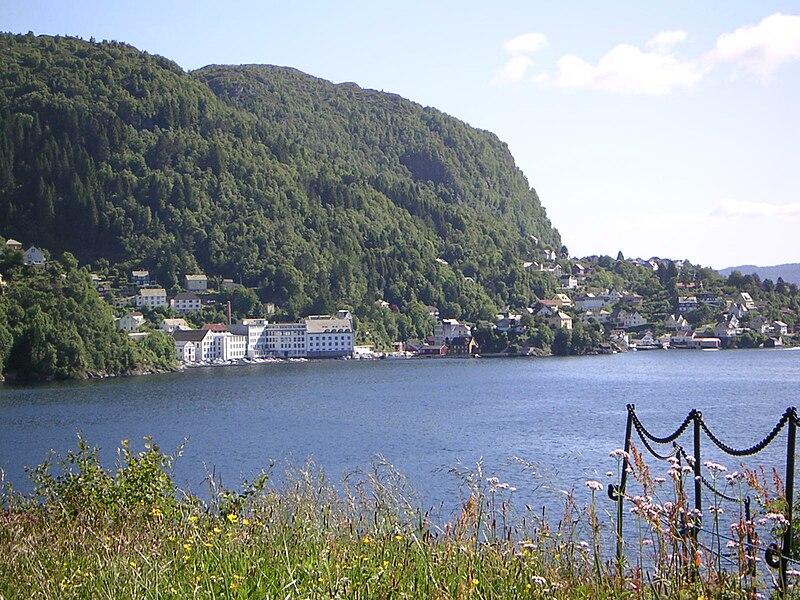 Wikipedia: Salhus