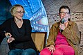 Sally Malcolm and Sabine Bauer - Gatecon 2016 (34841206121).jpg
