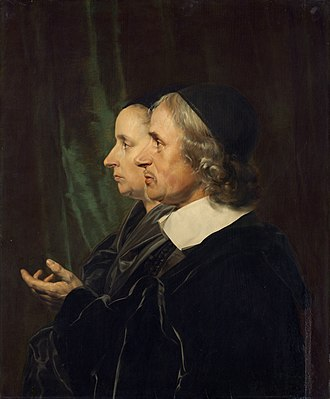Salomon de Bray - Salomon de Bray and his wife, by their son Jan de Bray, National Gallery of Art, Washington, D.C.
