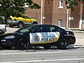 Salt Lake City Police vehicle, Utah, Aug 2015.jpg