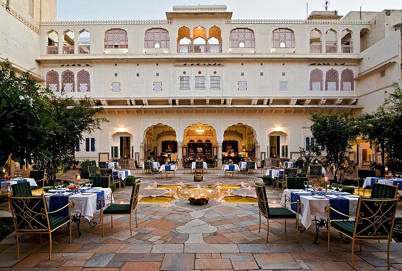 Saba Haveli in Jaipur