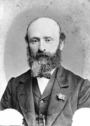 Samuel Shrimski - Portrait of Samuel Shrimski