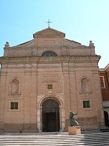 Chiesa di San Francesco, facciata