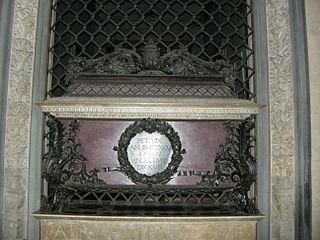 Tomb of Giovanni and Piero de' Medici