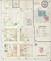 Sanborn Fire Insurance Map from Sisseton, Roberts County, South Dakota. LOC sanborn08264 001-1.jpg