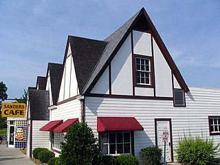 Harland Sanders Café and Museum