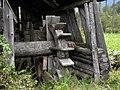Sankt Johann am Tauern - Mühle bei Schattseite 4 - Mühlrad I.jpg