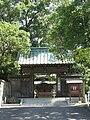 Sanmon at Jōkō-ji (Fujisawa City, Kanagawa Prefecture, Japan).jpg