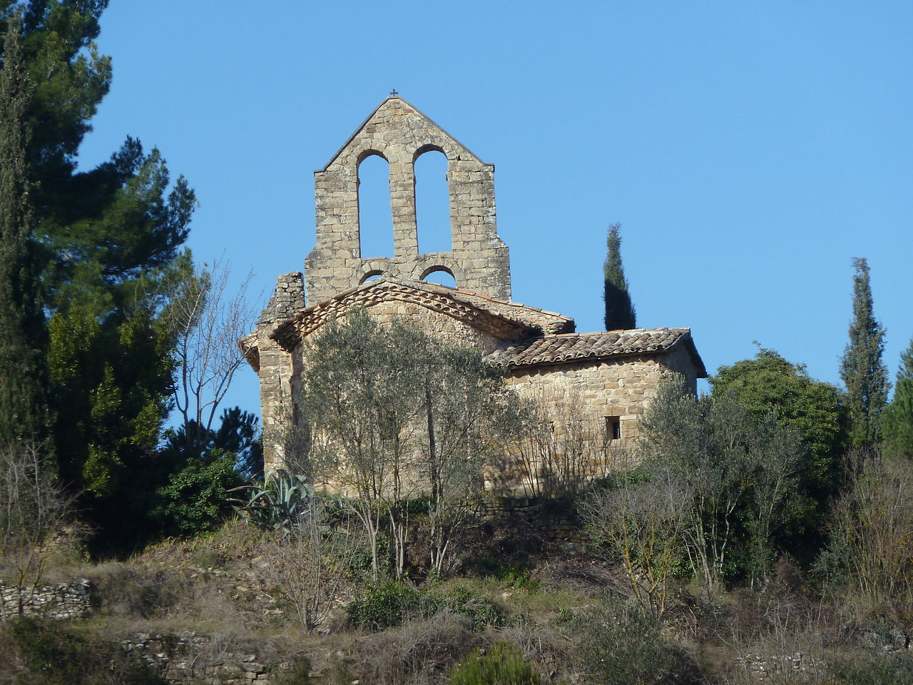 San Pedro de Vallhonesta