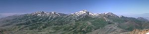 Santa Rosa-Paradise Peak Wilderness - Image: Santa Rosa Mtns NV