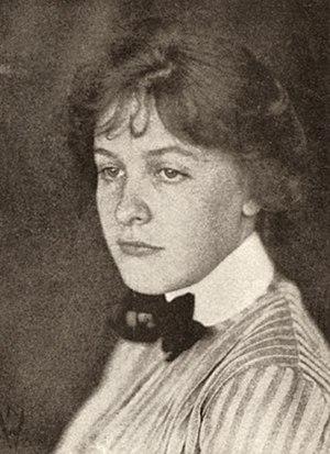 Sarah Stilwell Weber - Sarah Stilwell Weber, photograph, circa 1902